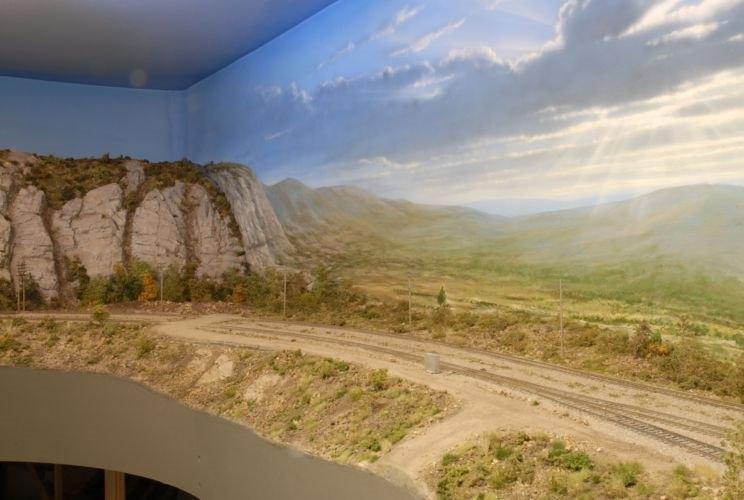 Why model national model railroad association - Model railroad backdrops ...