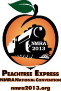 2013 NMRA Convention - Atlanta logo