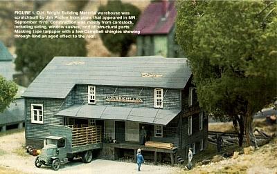 Master Builder Structures National Model Railroad