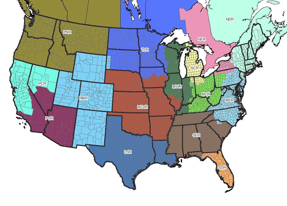 regions national model railroad association